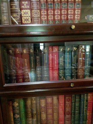 Easton Press N C Wyeth Illustrated Adventure Classics Complete 14 Volumes