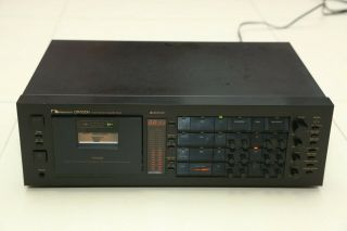Nakamichi Dragon Cassette Deck Player (full Serviced)