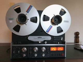 Revox B77 Mk2 Reel To Reel Recorders 2 Track High Speed