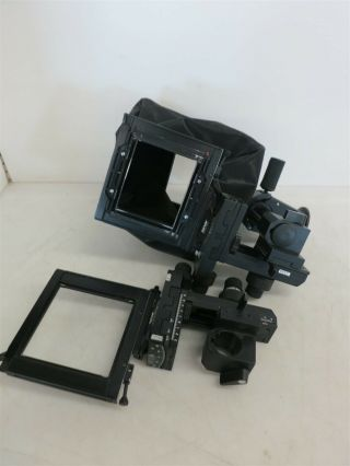 "2 Swiss Made Sinar 4 "" X 5 "" Large Format Camera P&r"