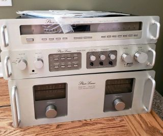 Phase Linear Model 400 Amp,  3500 Preamp Model 5100 Tuner Series Two Serviced
