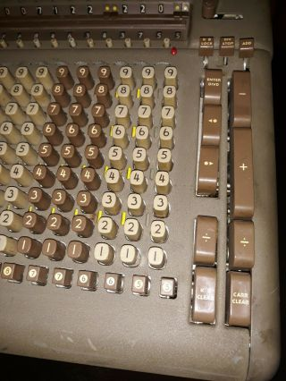 Friden Automatic Calculator Model SRW 2