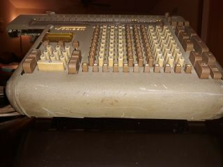 Friden Automatic Calculator Model SRW 4
