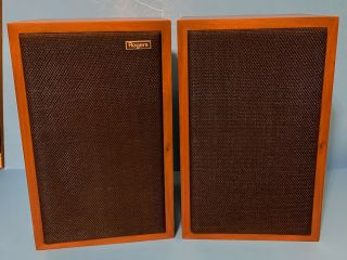 Rogers Ls3 / 5a Monitor Speakers 15ohms Bbc Matching Serial S