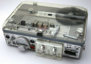 Nagra Iv - Sj Tape Recorder With Accessories