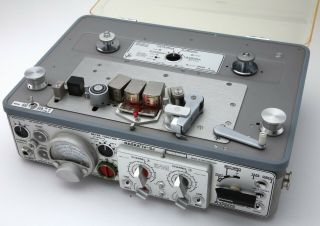 Nagra IV - SJ Tape Recorder with Accessories 2