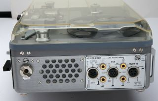 Nagra IV - SJ Tape Recorder with Accessories 6