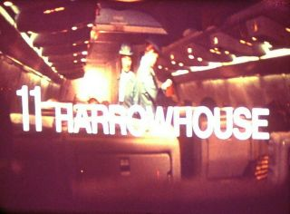 11 Harrowhouse Full Length 16mm Feature Film -