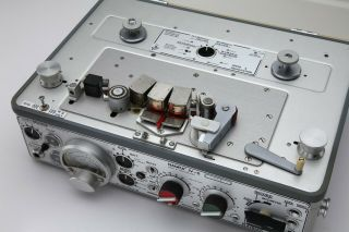 Nagra IV - S with many accessories (ATN2,  manuals,  etc. ) 2