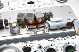 Nagra IV - S with many accessories (ATN2,  manuals,  etc. ) 3