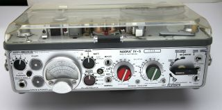 Nagra IV - S with many accessories (ATN2,  manuals,  etc. ) 4