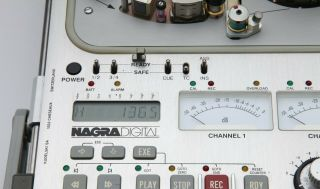Nagra - D 4 Channel Digital Audio Recorder plus accessories,  very of use 10