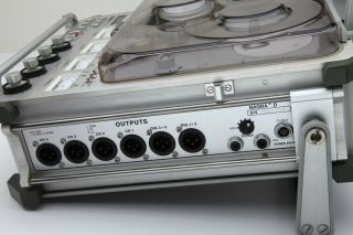 Nagra - D 4 Channel Digital Audio Recorder plus accessories,  very of use 4
