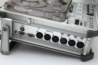 Nagra - D 4 Channel Digital Audio Recorder plus accessories,  very of use 5