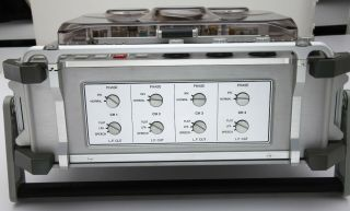 Nagra - D 4 Channel Digital Audio Recorder plus accessories,  very of use 6