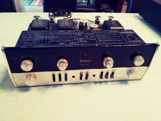 Mcintosh Ma 230 Stereo Integrated Amplifier.  One Owner