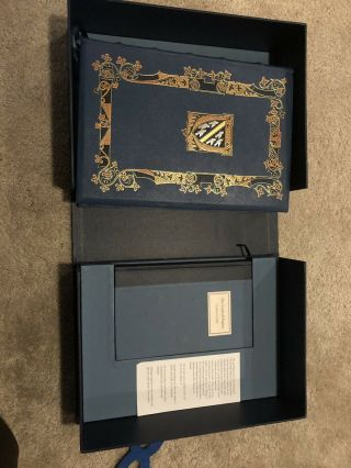 Folio Society The Luttrell Psalter Limited Edition Numbered 225