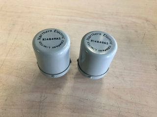 Pair Northern Western Electric R14849a As 618a Input Transformers Tube Preamp