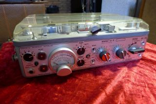 Nagra Iv - S Time Code Reel To Reel Recorder