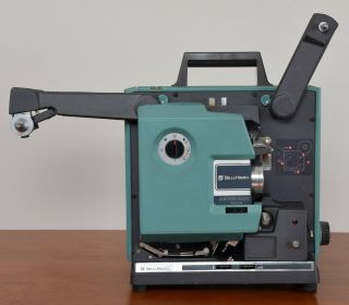 Bell & Howell Filmosound 1585c 16mm Film Projector Order 1585