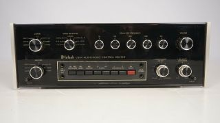 Mcintosh C34v Stereo Preamplifier - Audio Video Control Center,  Phono Stage