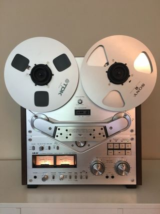 Akai Gx - 635d Reel To Reel Tape Deck