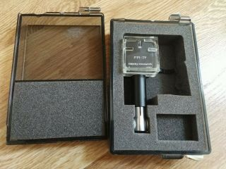 Fidelity Research Fr - 7f Mc Moving Coil Cartridge With Case