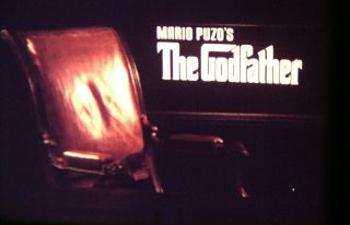 Godfather Part 2 - Full Length 16mm Feature Film - Stunning Colour