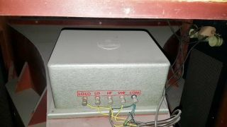 Electro - Voice Patrician Speaker 18WK/828HF/T25A/T35 103C System 8