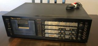 Nakamichi Dragon Hi - Fi Audiophile Cassette Deck - Powers On,
