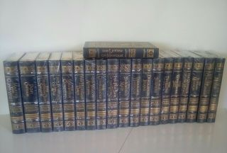 Master / Commander 20 Vol Complete,  Easton Press Patrick O