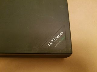 NeXTstation Turbo Color 68040/33,  128MB,  1GB HD,  OpenStep 4.  2 2