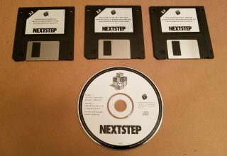 NeXTstation Turbo Color 68040/33,  128MB,  1GB HD,  OpenStep 4.  2 9