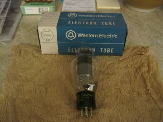 Western Electric 300b Nos/nib Tube