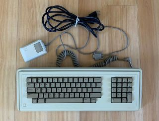 Rare Apple Lisa 2/5 with Keyboard and Mouse,  very 8