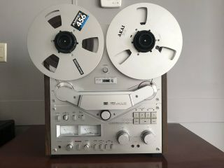 Akai Gx - 636 Reel To Reel Tape Recorder