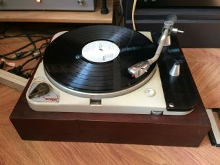 Thorens Td 124 Turntable,  Video