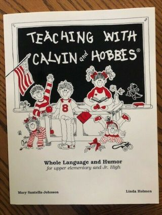 Teaching With Calvin And Hobbes