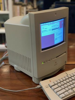 Macintosh Color Classic - Collectors Dream Stunning