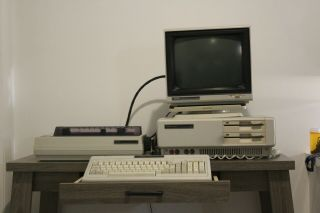 Tandy 1000 Sx Personal Computer