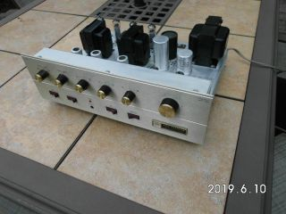 Fisher X - 100 Tube Amplifier