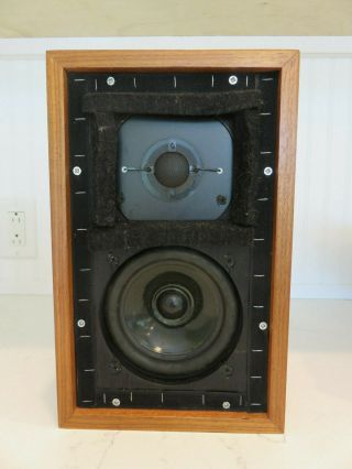 Rogers LS3/5A Gold Badge BBC Studio Monitor Speakers 2