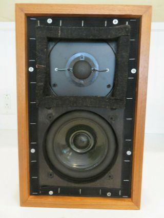 Rogers LS3/5A Gold Badge BBC Studio Monitor Speakers 3