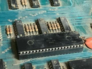 Commodore Pet 2001 - 8 Chips from 1977 9