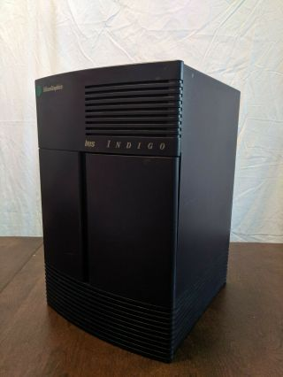 Silicon Graphics Iris Indigo Sg1