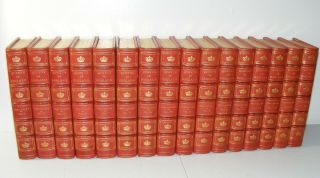 1902 Queens Of England (limited Editions Club) 16 Vol Set 112/1000