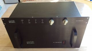Mark Levinson Ml - 11 Power Amp & Ml - 12a Preamp Minty Nr