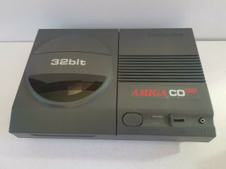 Amiga CD32,  Controller & All Cords and Cables - and 2