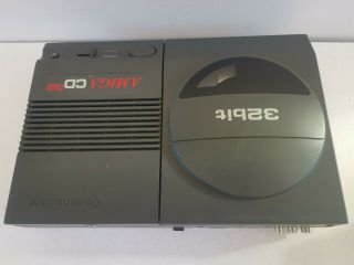 Amiga CD32,  Controller & All Cords and Cables - and 3