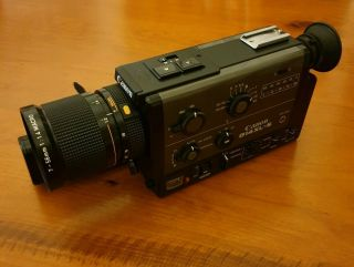 Canon 814 Xl - S 8 8mm Movie Camera From Japan